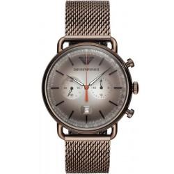 Buy Emporio Armani Men's Watch Aviator AR11169 Chronograph