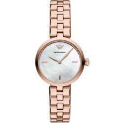 Buy Emporio Armani Ladies Watch Arianna AR11196 Mother of Pearl