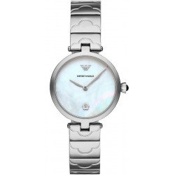 Buy Emporio Armani Ladies Watch Arianna AR11235 Mother of Pearl