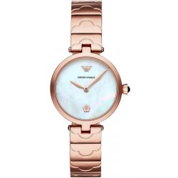 Buy Emporio Armani Ladies Watch Arianna AR11236 Mother of Pearl