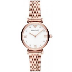 Buy Emporio Armani Ladies Watch Gianni T-Bar AR11267