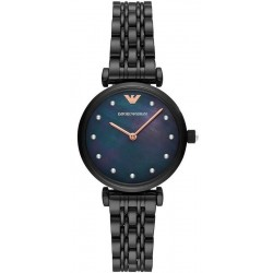 Buy Emporio Armani Ladies Watch Gianni T-Bar AR11268 Mother of Pearl