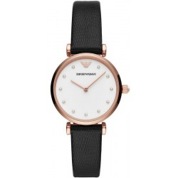 Buy Emporio Armani Ladies Watch Gianni T-Bar AR11270