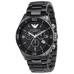 Buy Emporio Armani Men's Watch Ceramica AR1421 Chronograph
