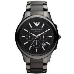 Buy Emporio Armani Men's Watch Ceramica AR1452 Chronograph
