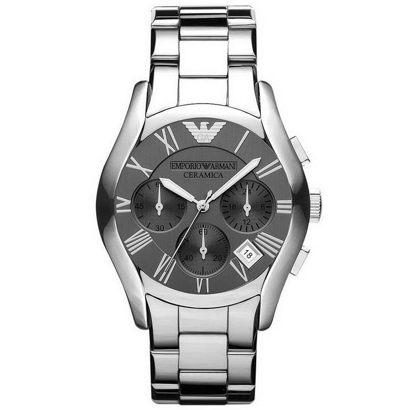 Emporio Armani Men's Watch Ceramica AR1465 Titanium