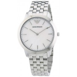 Buy Emporio Armani Ladies Watch Dino AR1750 Mother of Pearl