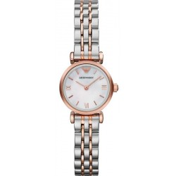 Buy Emporio Armani Ladies Watch Gianni T-Bar AR1764 Mother of Pearl