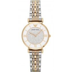 Emporio Armani Ladies Watch Gianni T-Bar AR2076