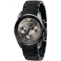 Emporio Armani Men's Watch Tazio AR5889 Chronograph