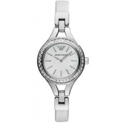 Buy Emporio Armani Ladies Watch Chiara AR7353 Mother of Pearl