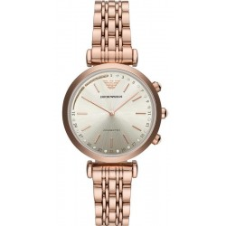 Buy Emporio Armani Connected Ladies Watch Gianni T-Bar ART3026 Hybrid Smartwatch