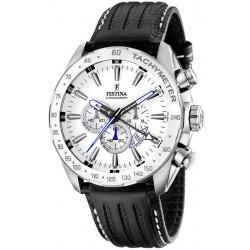 Festina Men's Watch Chronograph F16489/1 Quartz