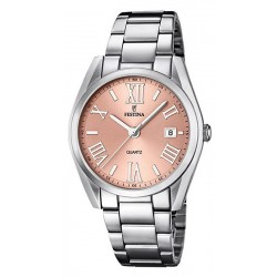 Buy Festina Ladies Watch Boyfriend F16790/2 Quartz