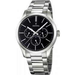 Festina Men's Watch Elegance F16810/2 Quartz Multifunction