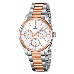 Buy Festina Ladies Watch Boyfriend F16814/2 Quartz Multifunction