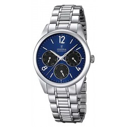 Buy Festina Ladies Watch Boyfriend F16869/2 Quartz Multifunction