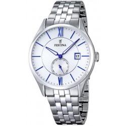 Festina Men's Watch Retro F16871/1 Quartz
