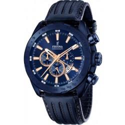 Festina Men's Watch Prestige F16898/1 Chronograph Quartz