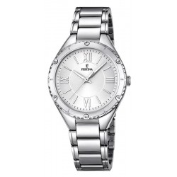 Buy Festina Ladies Watch Boyfriend F16921/1 Quartz