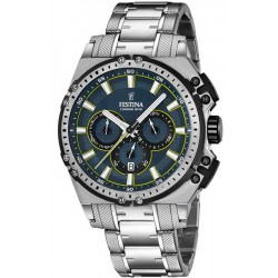 Buy Festina Men's Watch Chrono Bike F16968/3 Chronograph Quartz