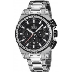 Buy Festina Men's Watch Chrono Bike F16968/4 Chronograph Quartz