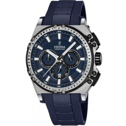 Buy Festina Men's Watch Chrono Bike F16970/2 Chronograph Quartz