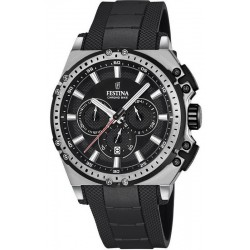 Buy Festina Men's Watch Chrono Bike F16970/4 Chronograph Quartz