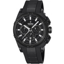 Buy Festina Men's Watch Chrono Bike F16971/1 Chronograph Quartz