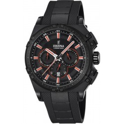 Buy Festina Men's Watch Chrono Bike F16971/4 Chronograph Quartz