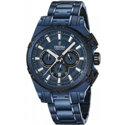 Buy Festina Men's Watch Chrono Bike F16973/1 Quartz Chronograph
