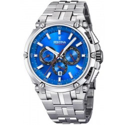 Buy Festina Men's Watch Chrono Bike F20327/2 Chronograph Quartz