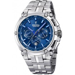 Buy Festina Men's Watch Chrono Bike F20327/3 Chronograph Quartz