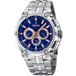 Buy Festina Men's Watch Chrono Bike F20327/4 Chronograph Quartz