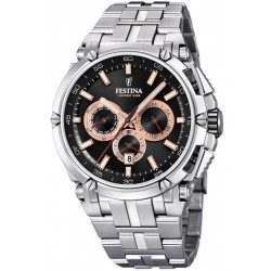Buy Festina Men's Watch Chrono Bike F20327/8 Chronograph Quartz