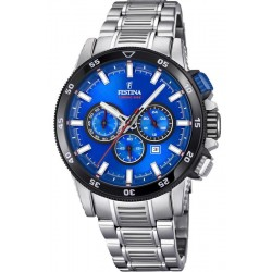 Buy Festina Men's Watch Chrono Bike F20352/2 Chronograph Quartz