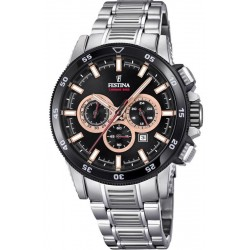 Buy Festina Men's Watch Chrono Bike F20352/5 Chronograph Quartz