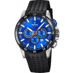 Buy Festina Men's Watch Chrono Bike F20353/2 Chronograph Quartz