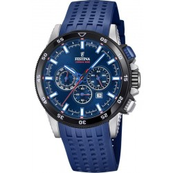 Buy Festina Men's Watch Chrono Bike F20353/3 Chronograph Quartz