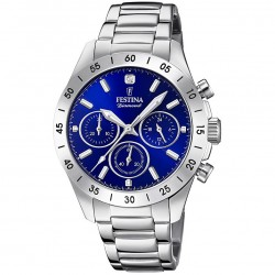 Buy Festina Ladies Watch Boyfriend F20397/2 Quartz Chronograph