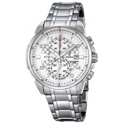 Festina Men's Watch Chronograph F6842/1 Quartz