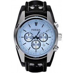 Buy Fossil Men's Watch Coachman CH2564 Quartz Chronograph