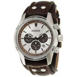 Buy Fossil Men's Watch Coachman CH2565 Quartz Chronograph