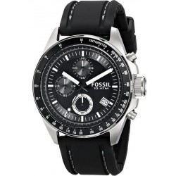 Buy Fossil Men's Watch Decker CH2573 Quartz Chronograph