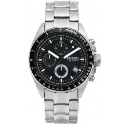 Buy Fossil Men's Watch Decker CH2600 Quartz Chronograph