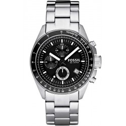 Buy Fossil Men's Watch Decker CH2600IE Chronograph Quartz