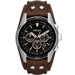 Buy Fossil Men's Watch Coachman CH2891 Quartz Chronograph
