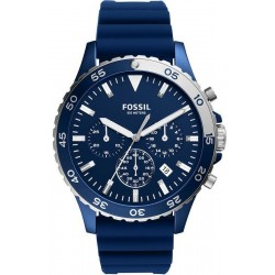 Buy Fossil Men's Watch Crewmaster CH3054 Chronograph Quartz