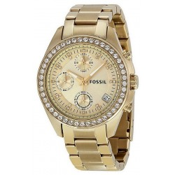 Fossil Ladies Watch Decker ES2683 Quartz Chronograph