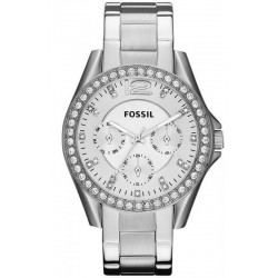 Buy Fossil Ladies Watch Riley ES3202 Quartz Multifunction